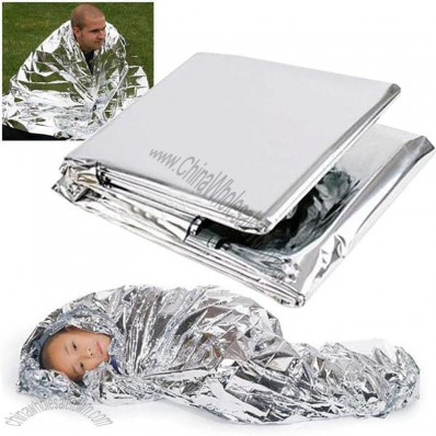 Life-saving Thermal Emergency Blanket