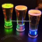 Light-Up Beer Pilsner Glasses, set of 4