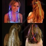 Light Up Hair Extensions