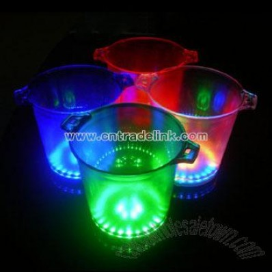 Light Up Ice Bucket For Bar