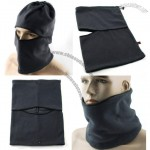 Light Weight Soft Fleece Thermal Winter Sport Snowboard Snowmobile Snow Ski Sled Face Mask Facemask Balaclava Scarf