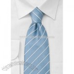 Light blue necktie