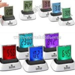 Light-up Desk Clock