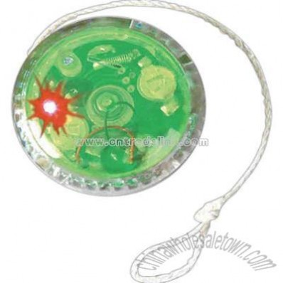Light up musical yo-yo