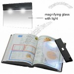 Lighted Page Magnifier