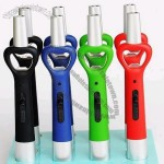 Lighter Bottle Opener with LED Light