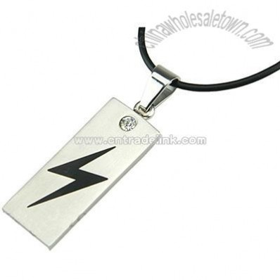 Lightning Necklace USB Flash Drive