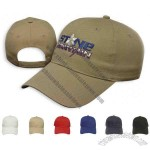 Lightweight Low Profile Cap - Youth Size Structured