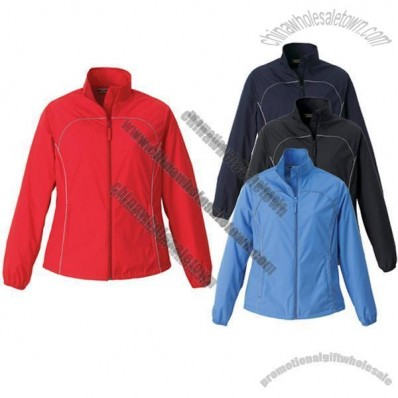 Lightweight Recycled Polyester Jacket for Women's