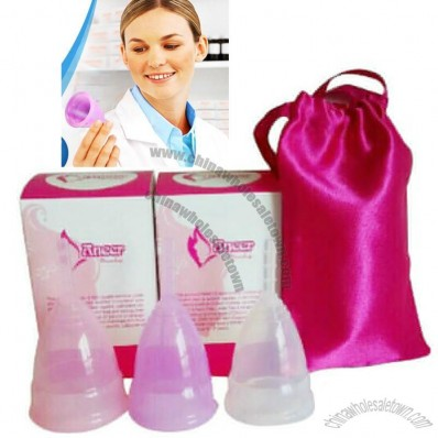 Lily Cup - Silicone Menstrual Cup