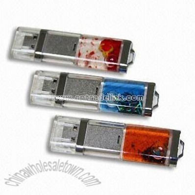 Liquid USB Memory Stick