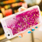 Liquid iPhone 6 Stars Sand Cell Phone Shell Case