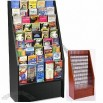 Literature Rack Brochure Holder Leaflet Coupon Stand