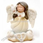 Little Angels Figurine Joy Ebony