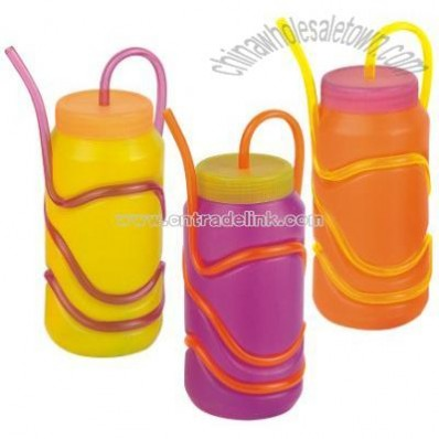 Little Blow Moulding Straw Cup