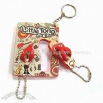 Little Thong Design EVA Keychain