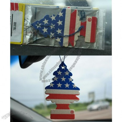 Little Trees Air Freshener - American Flag