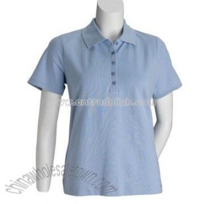 Liz Golf B08 Short Sleeve Performance Polo