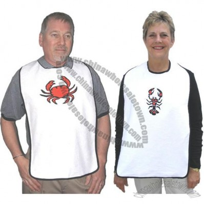 Lobster and Crab Bibs