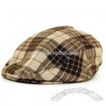 Lockerbie Plaid Ivy cap