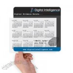 Logo Imprinted Frame It Lift (R) - Heavy duty lift top mouse pad calendar