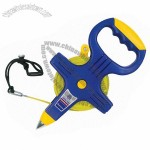 Long Steel Tape Measure - Open Reel Measuring Tape