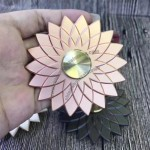 Lotus Flower Hand Fidget Spinner
