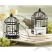 Love Songs Birdcage Tea Light/Place Card Holder