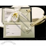 Love Within My Heart Luggage Tag