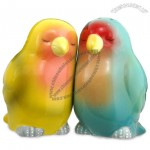 Lovebirds Salt & Pepper Shakers