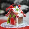 Lovely Christmas Candy House