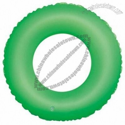 Lovely Crystal PVC Inflatable Swimming Rings