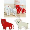 Lovely Dog And Cat Cord Winder