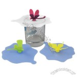 Lovely Dragonfly Silicone Cup Lid