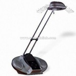 Low Voltage Music Halogen Desk Lamp with Neodymium Speakers