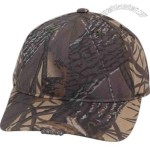 Low profile, constructed hunting cap.