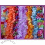 Luau Flower Leis - Tropical Flower Lei Assortment