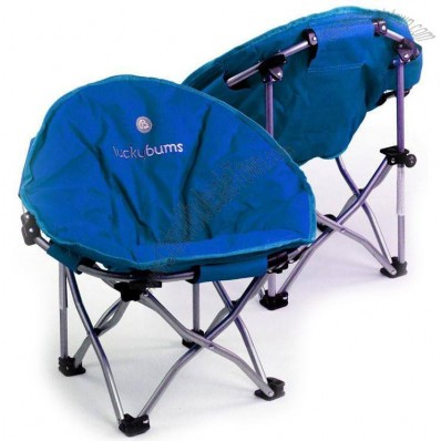 Lucky Bums Kid's Youth Moon Camp Chair
