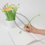 Lucky Flower Flexible Ball Pen
