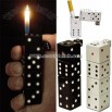 Lucky Gamblers Dice Lighter with Built in Pocket Ashtray
