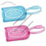 Luggage Tag and Place Card Favor