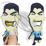 Luis Suarez Bite Bottle Opener