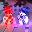Luminous Christmas Snowman