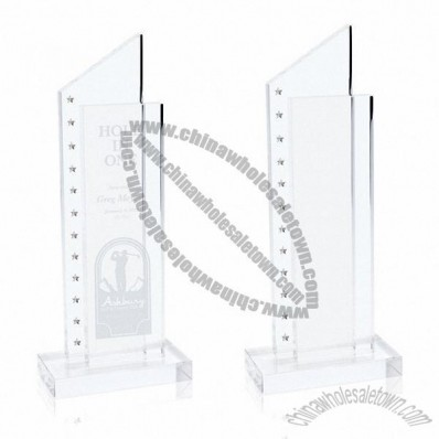 Luminous Crystal Trophy