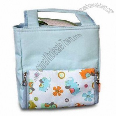 Lunch Bag with PP Webbing Handle