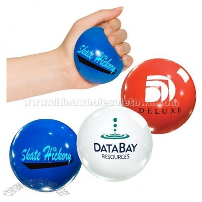 Lusterball Round Stress Reliever