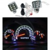 Luxury Car Dash Decorative Lamp