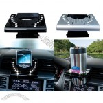 Luxury Crystal Car Drink Holder