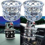 Luxury Diamond Drink Holder for Car