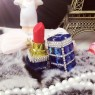 Luxury Lipstick Lighter with Rhinestone